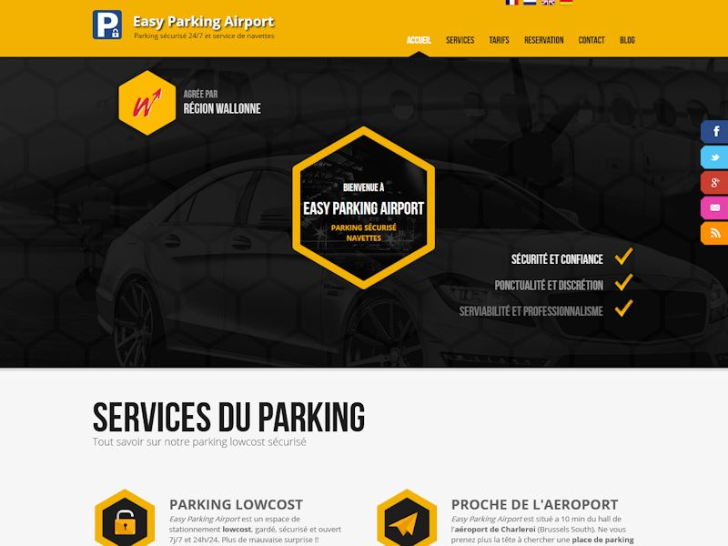 Easy Parking Airport